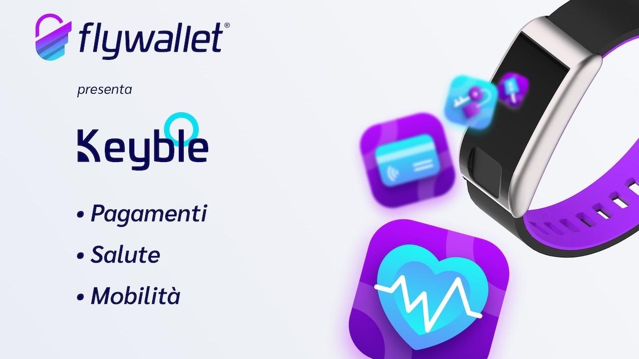 Keyble: il wearable made in Italy per pagamenti contactless e molto altro thumbnail