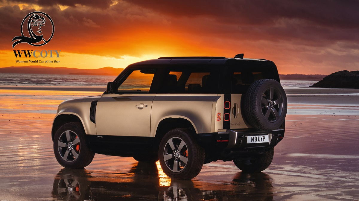 Land Rover Defender conquista il Women's World Car of the Year thumbnail