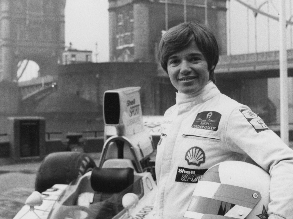 Lella Lombardi 1974