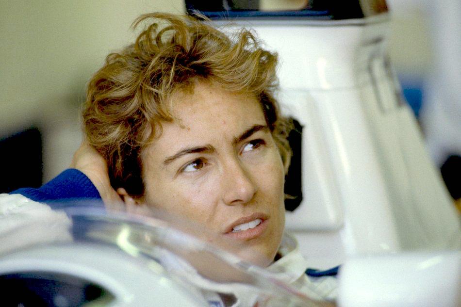 Lella lombardi Giovanna Amati