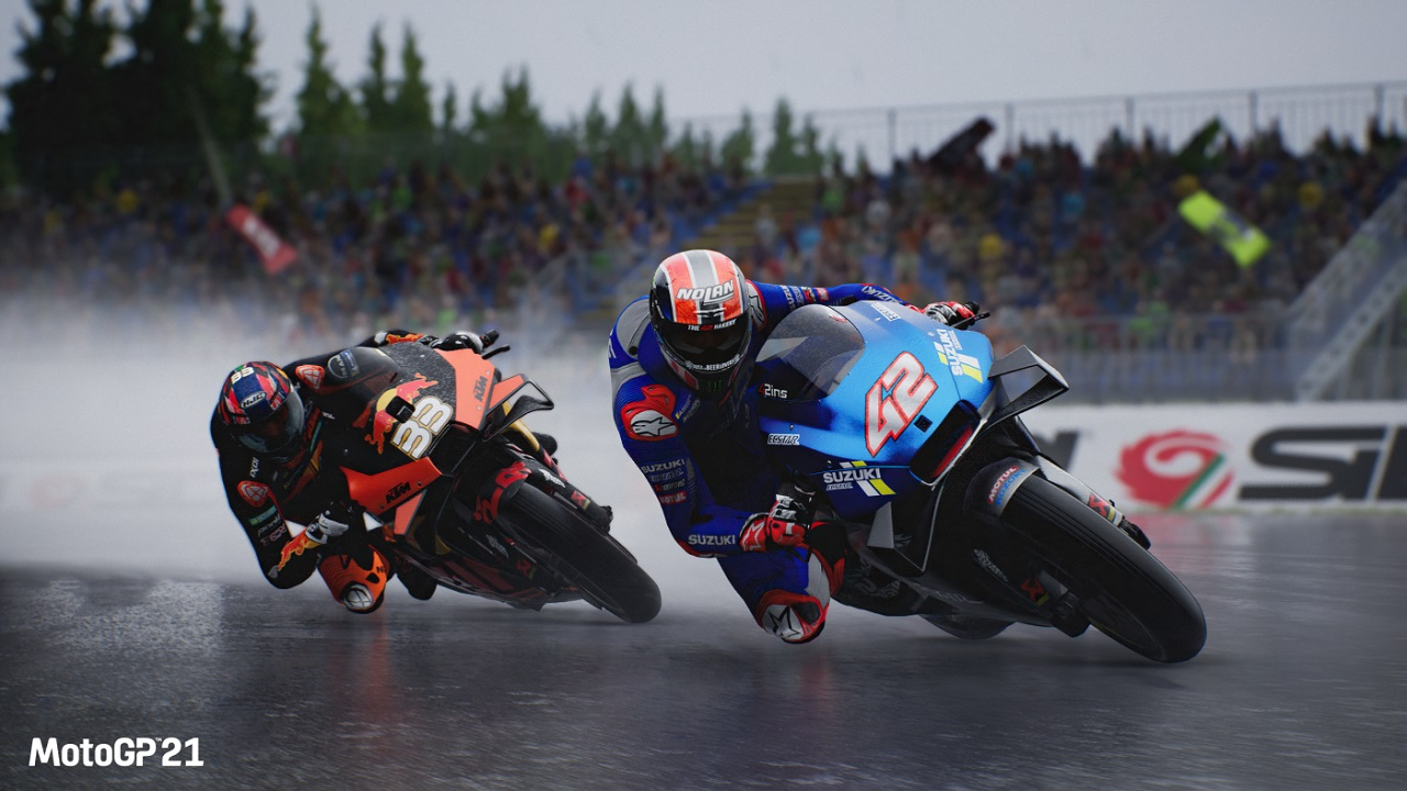 MotoGP 21 si mostra nel suo primo video gameplay thumbnail