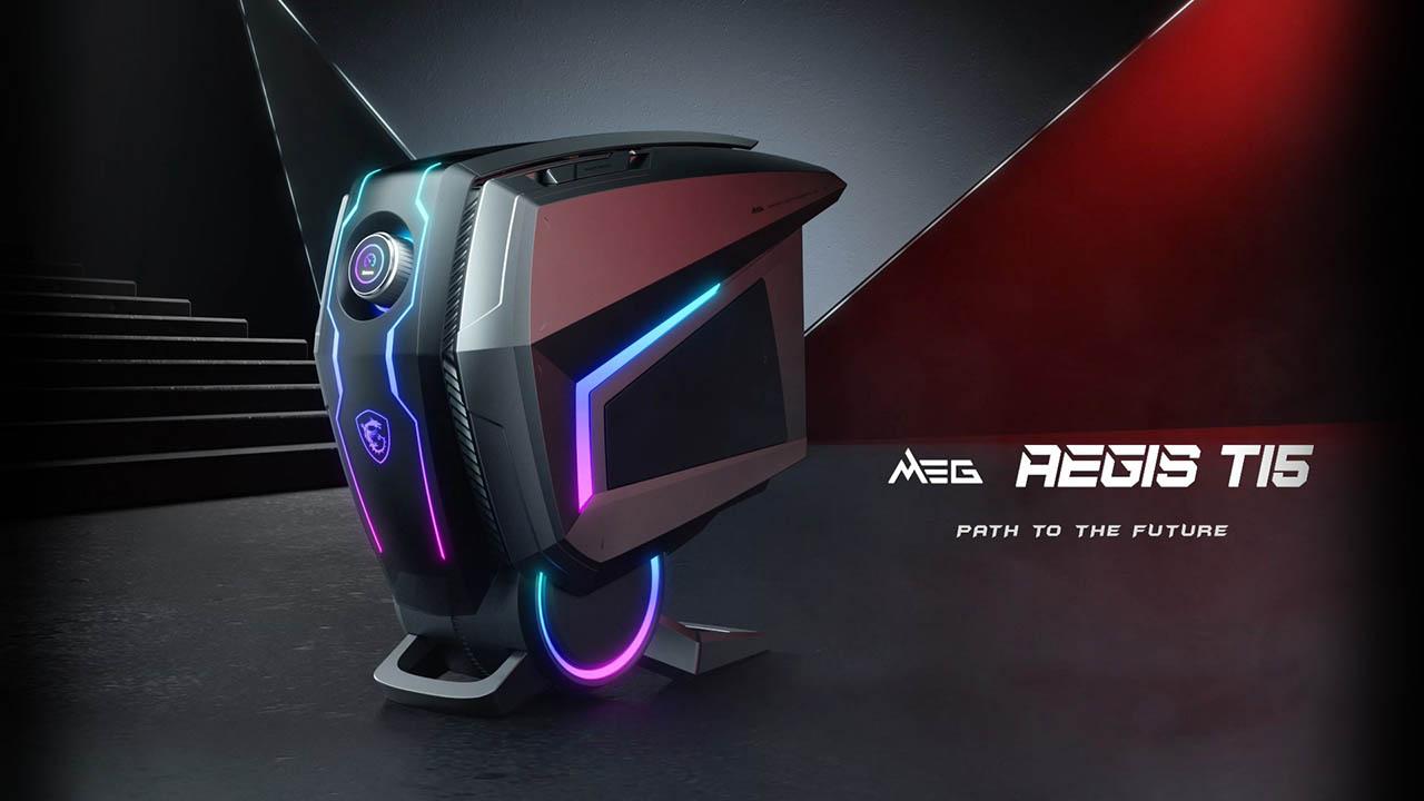 Aegis Ti5: recensione - Il Transformers con la RTX 3080 è pronto thumbnail