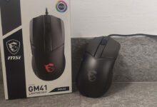 MSI Clutch GM41 recensione