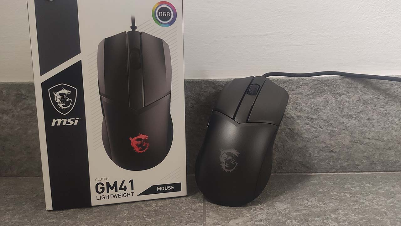 La recensione di MSI Clutch GM41 - Un altro ultraleggero thumbnail