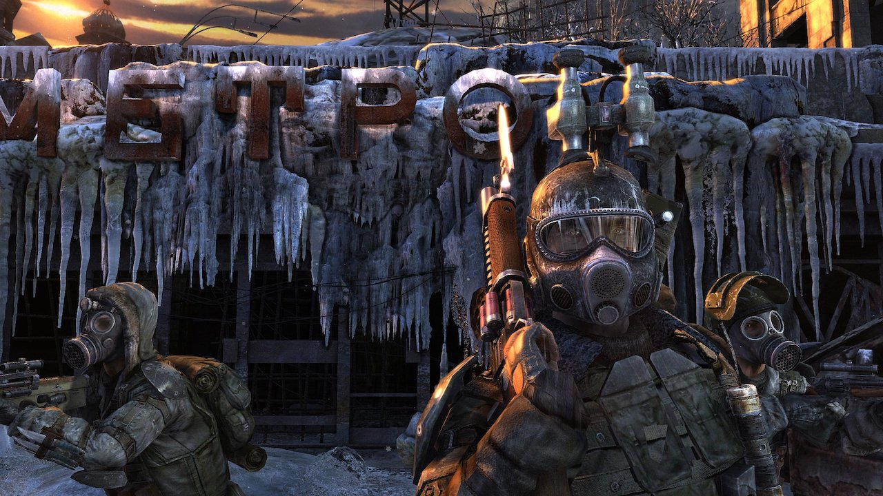 Metro 2033 gratis su Steam fino al 15 Marzo thumbnail