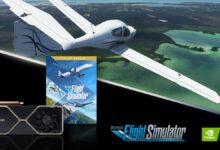 Microsoft Flight Simulator Nvidia GeForce RTX 30