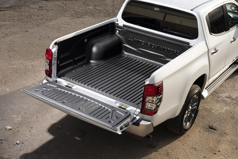 Migliori pick-up Mitsubishi L200 cassone