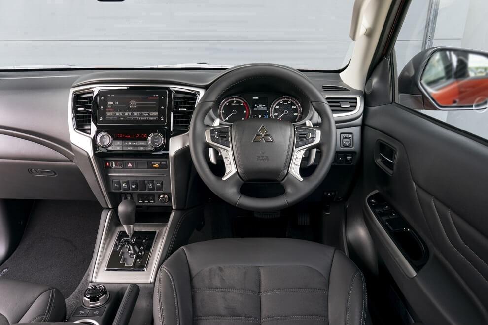 Migliori pick-up Mitsubishi L200 interni