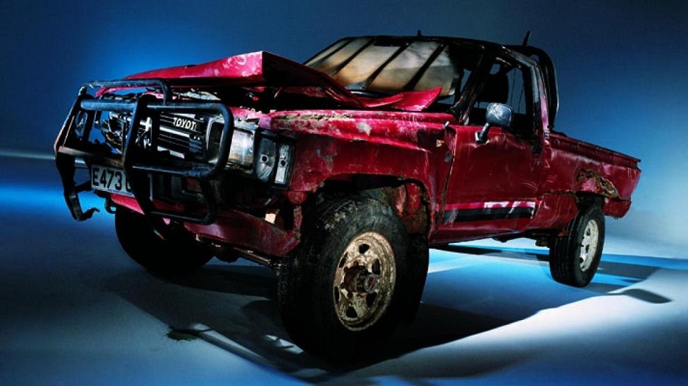 Migliori pick-up toyota hilux top gear