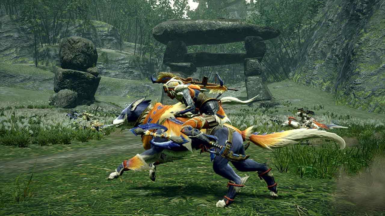 Monster Hunter Rise arriverà ufficialmente anche su PC thumbnail