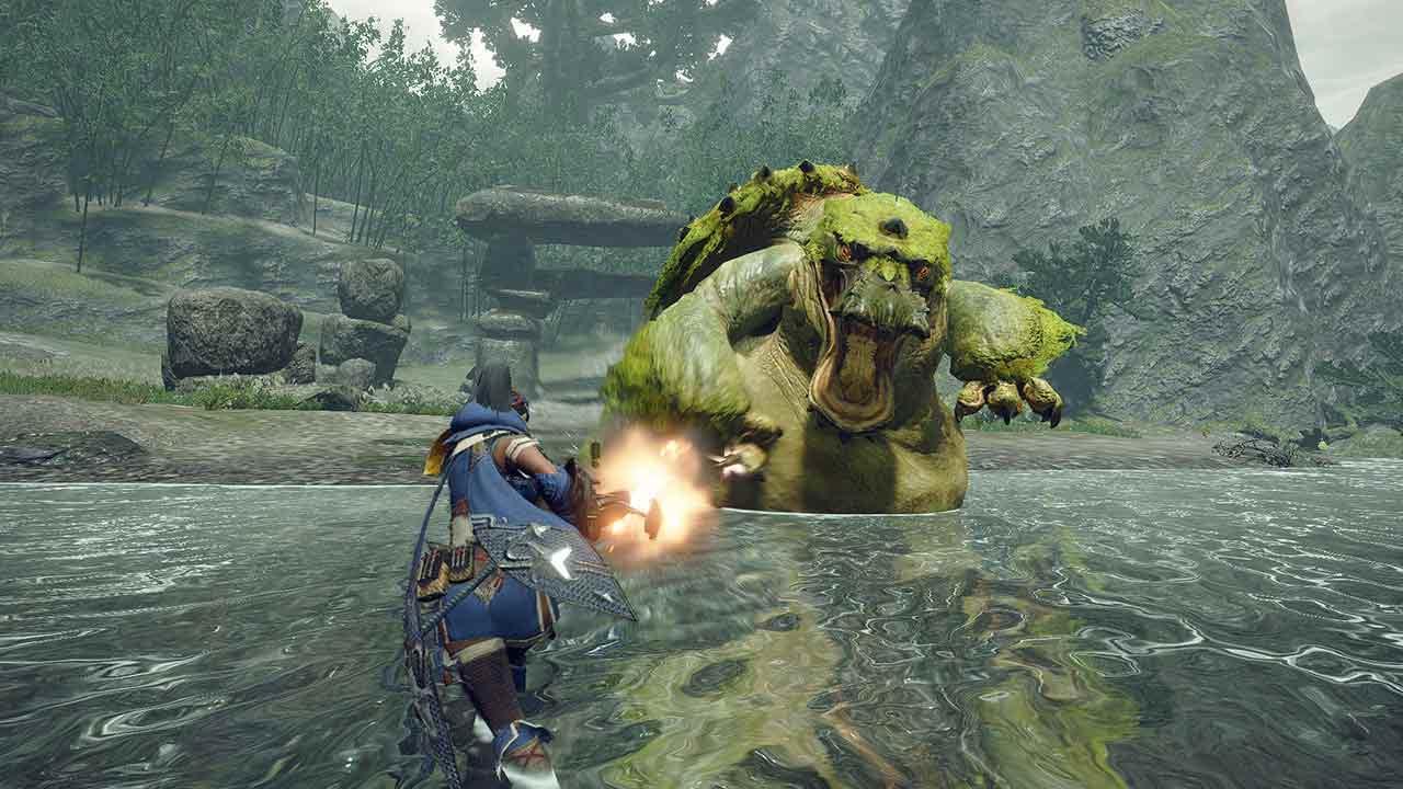 Monster Hunter Rise fa il suo debutto su Nintendo Switch thumbnail