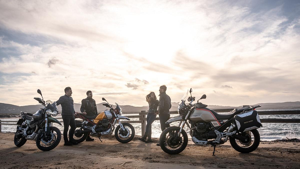 Moto Guzzi celebra i 100 anni con il porte aperte del centenario thumbnail