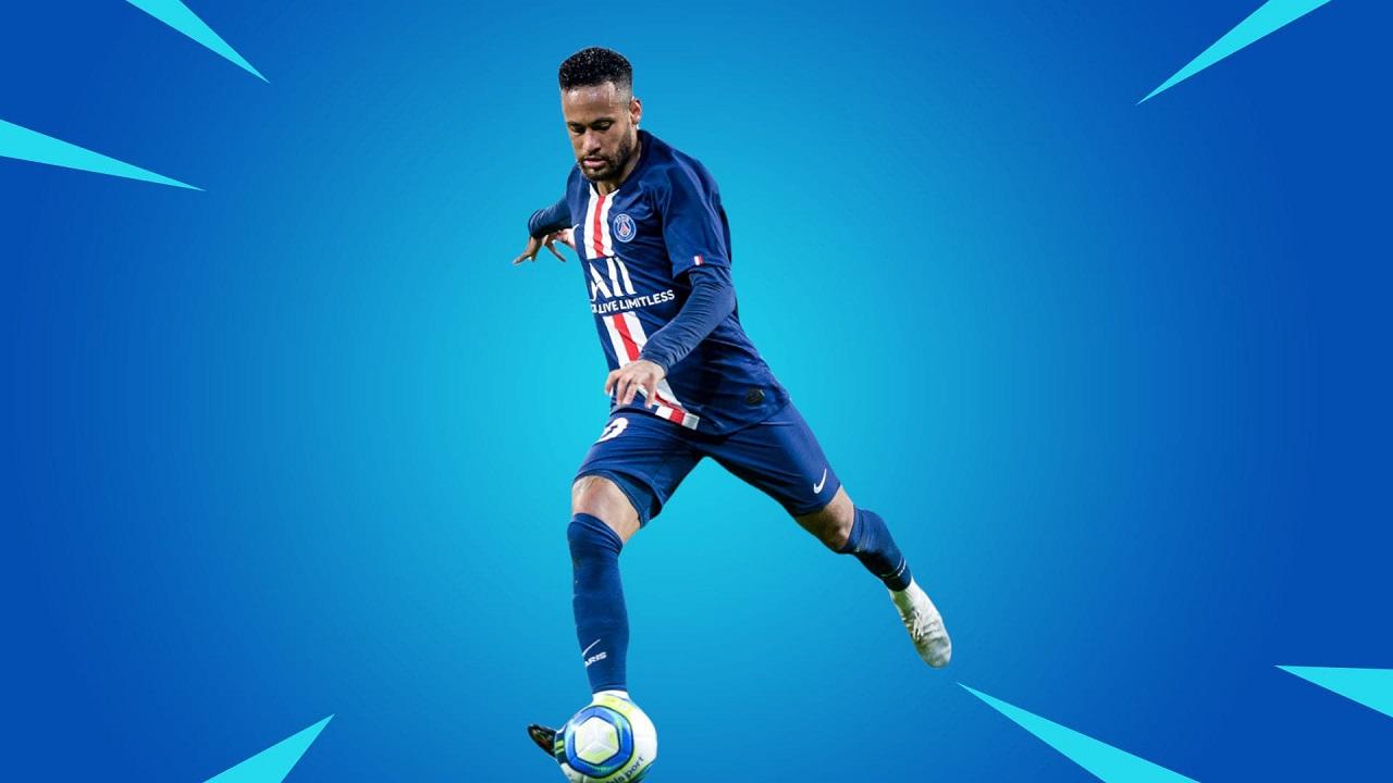 Neymar sbarca ufficialmente su Fortnite thumbnail