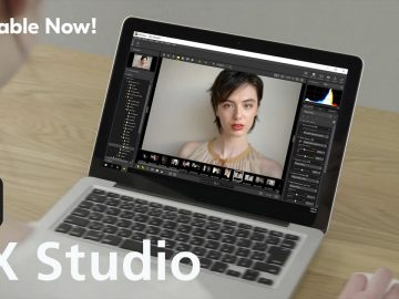 Nikon NX Studio software gratuito