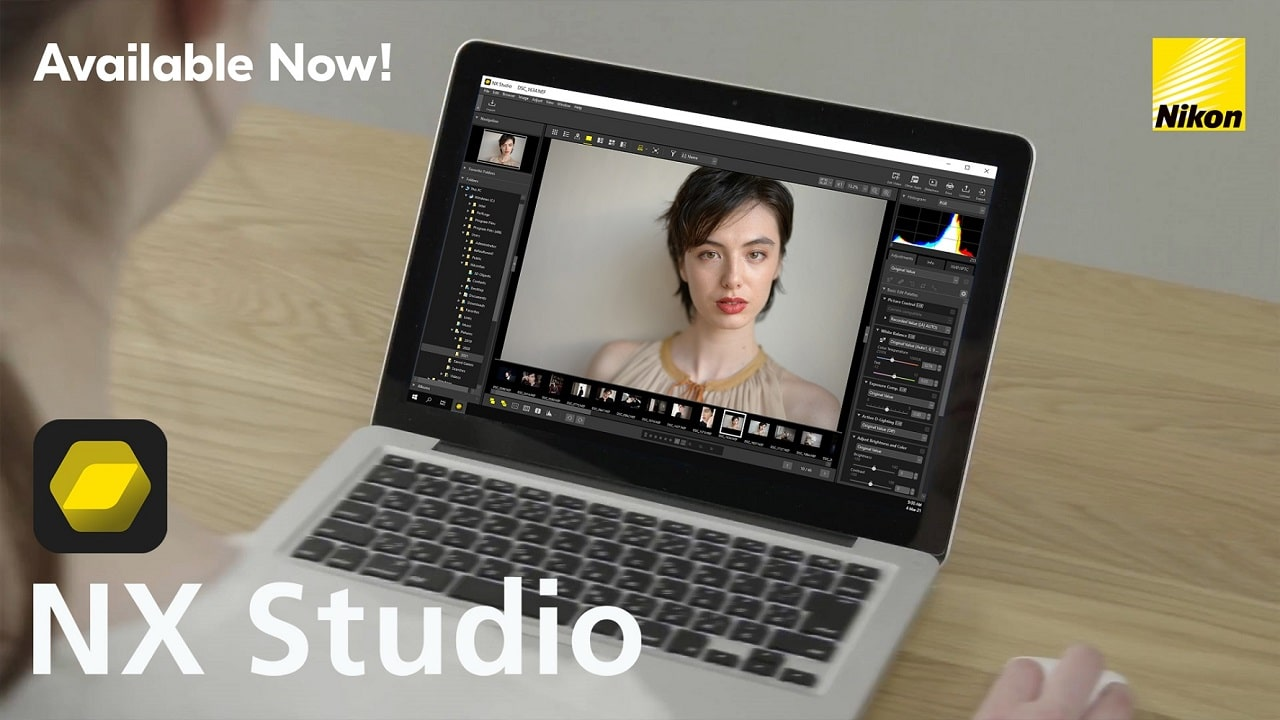 Nikon presenta il suo nuovo software gratuito: NX Studio thumbnail