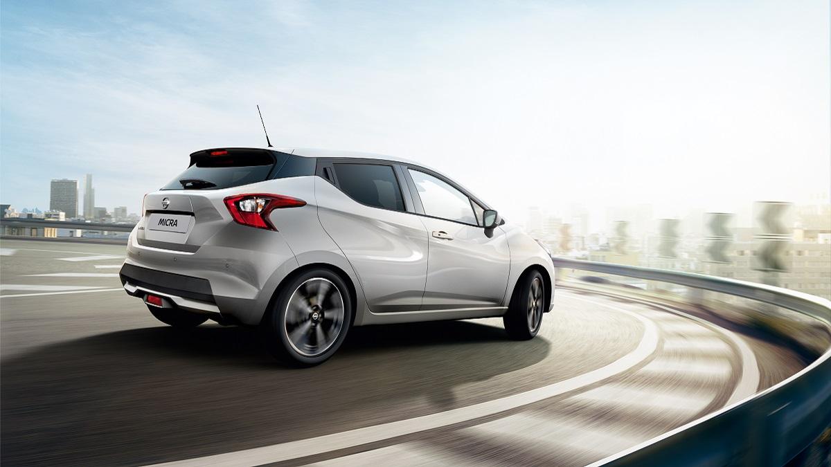 Nissan Micra: arriva in Italia la versione GPL thumbnail