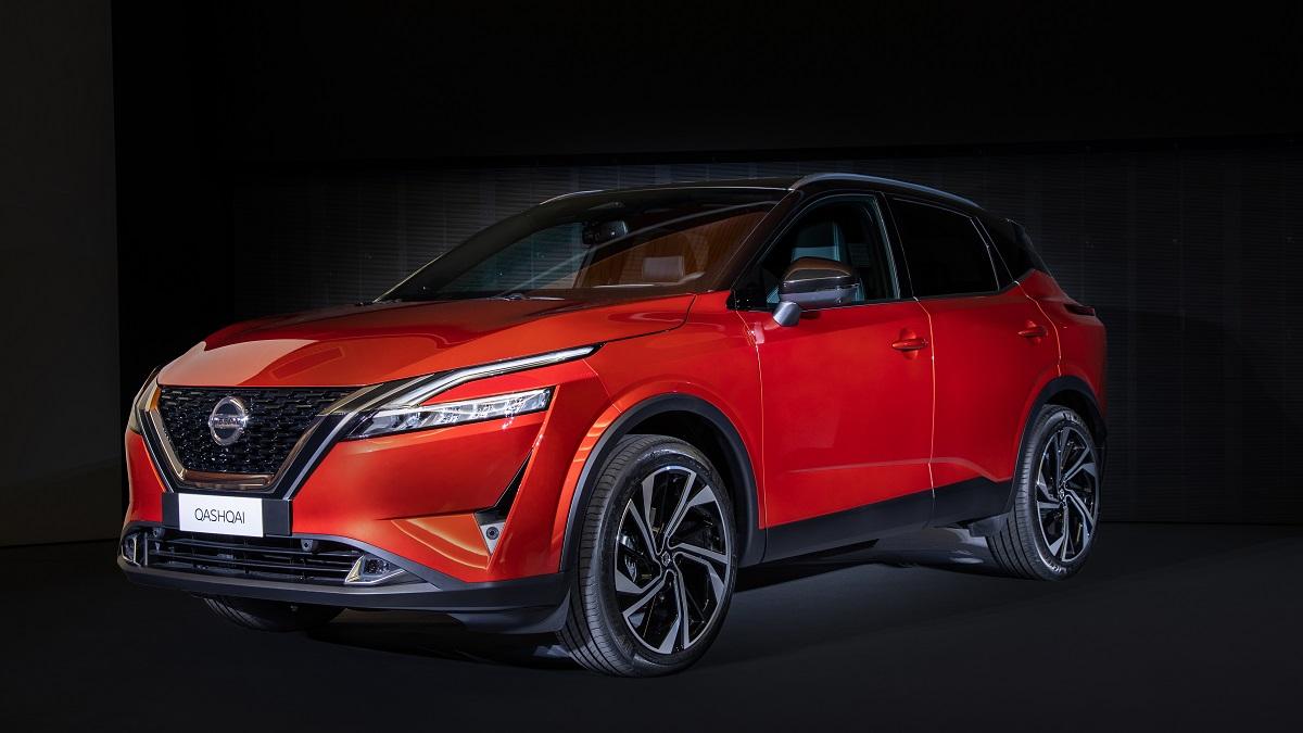 Nissan Qashqai: con la nuova generazione parte una e-voluzione thumbnail