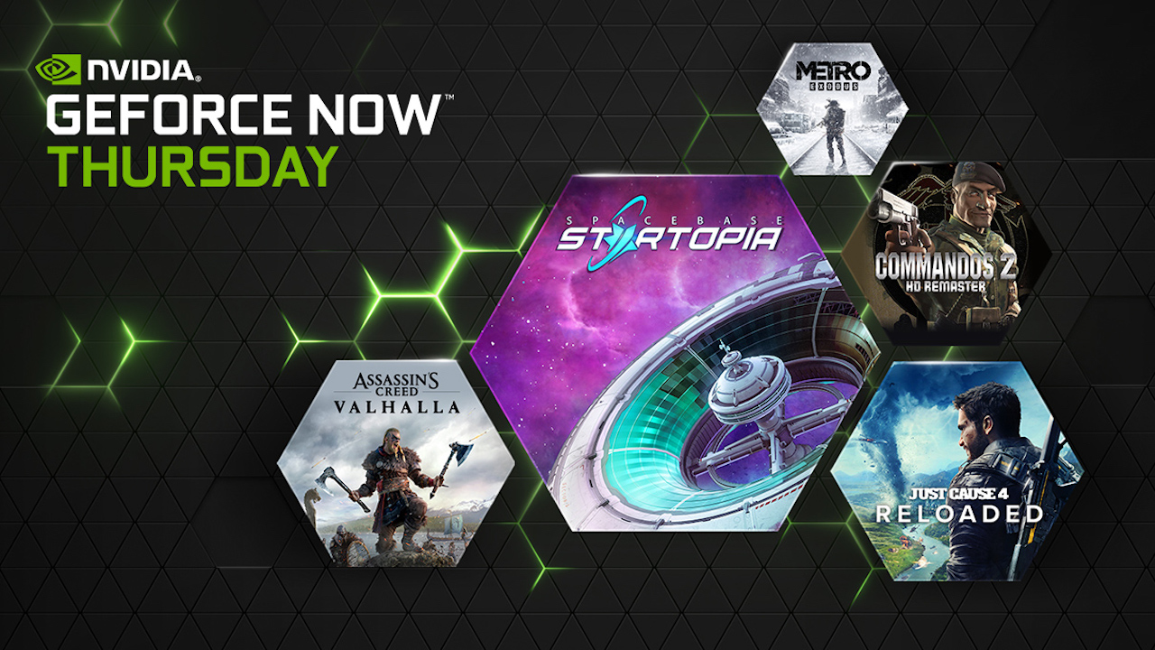 Novità e sconti in arrivo per Nvidia GeForce Now thumbnail