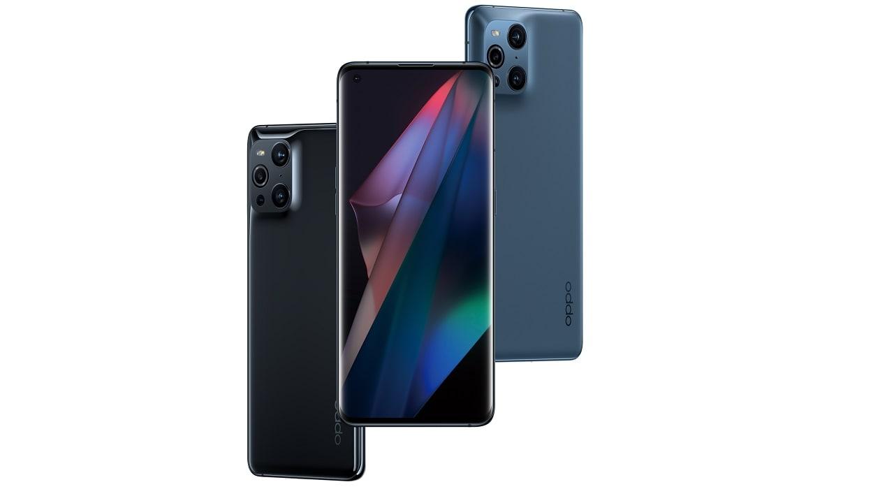 Oppo lancia la nuova serie di smartphone Find X3 thumbnail