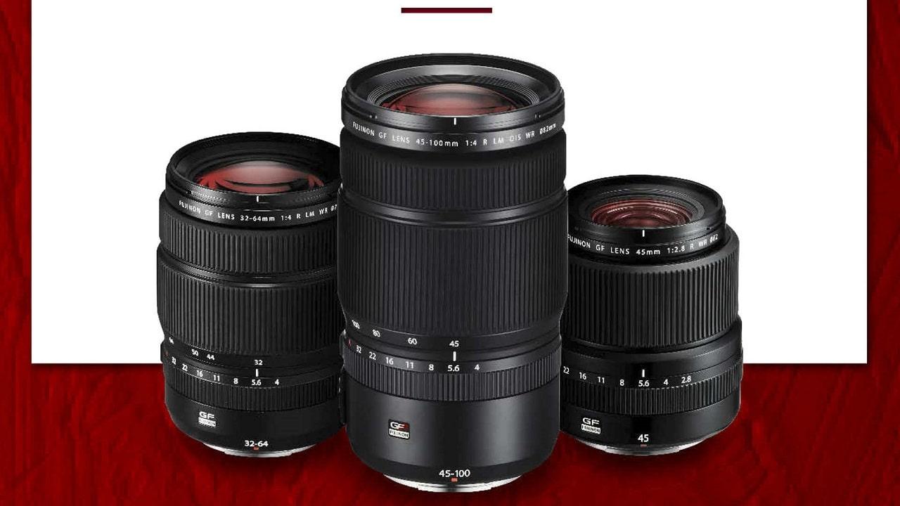Fujifilm offre un Instant Rebate da 500 euro sugli obiettivi GF thumbnail