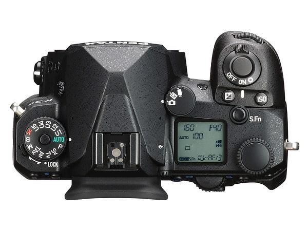 Pentax K-3 III 26MP DSLR fotocamera