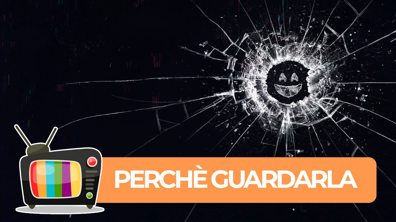 Black Mirror, il futuro in una serie TV - Perché guardarla? thumbnail