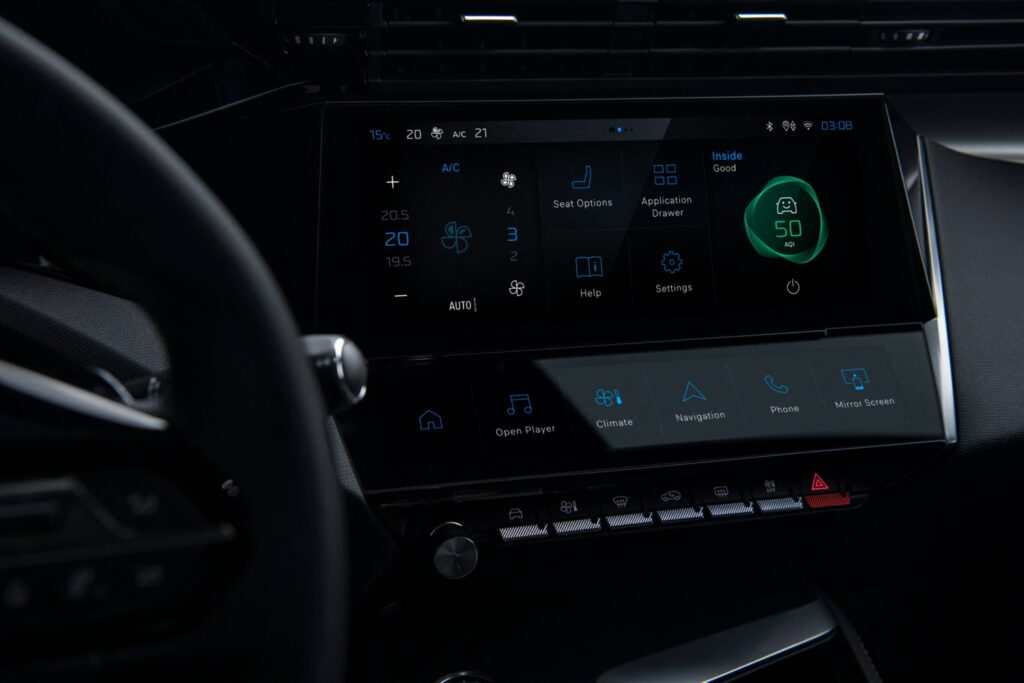 Peugeot 308 tomtom