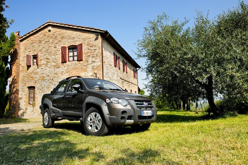 Pick-up FIAT Strada