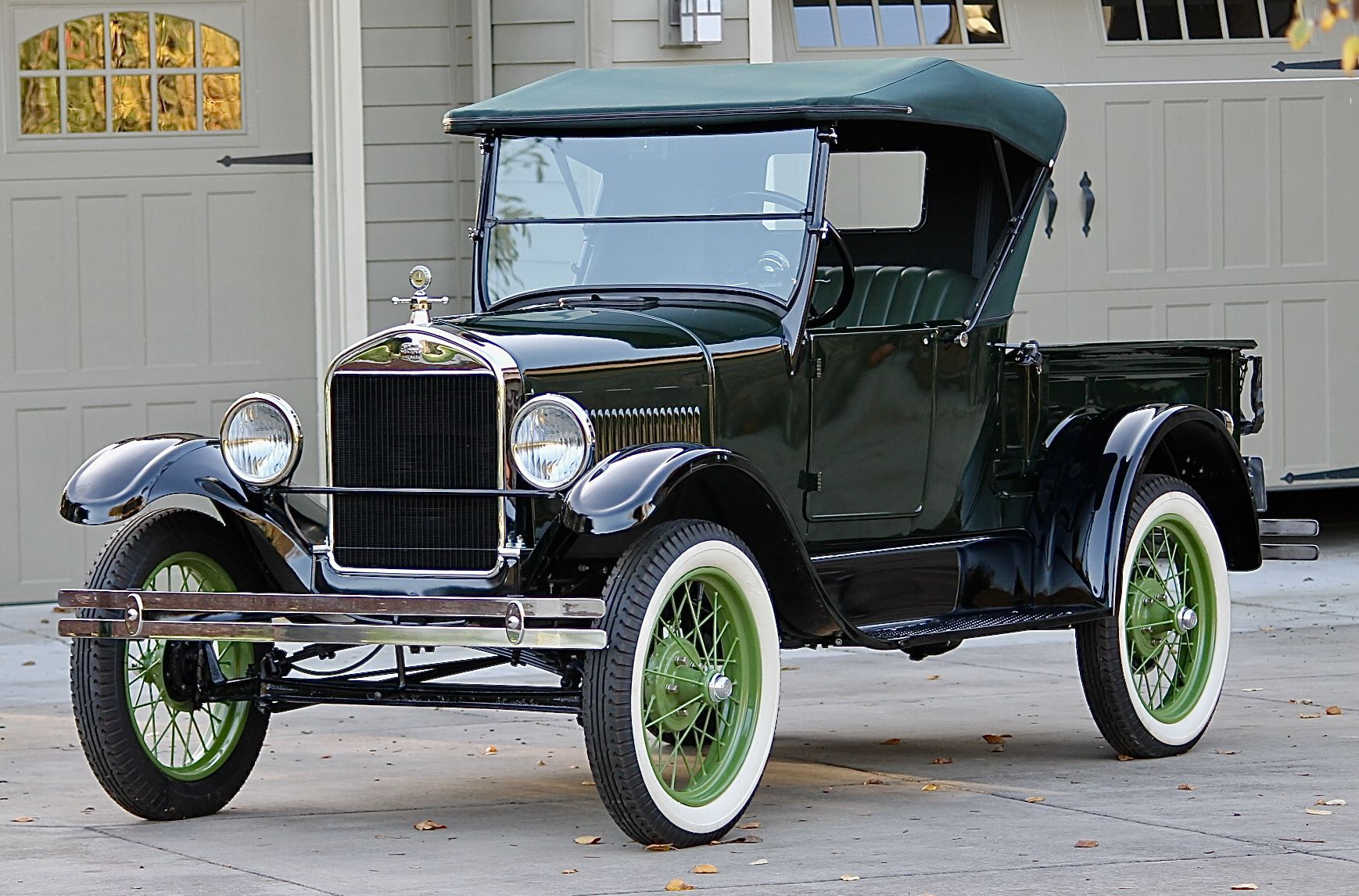 Pick-up Ford Model T