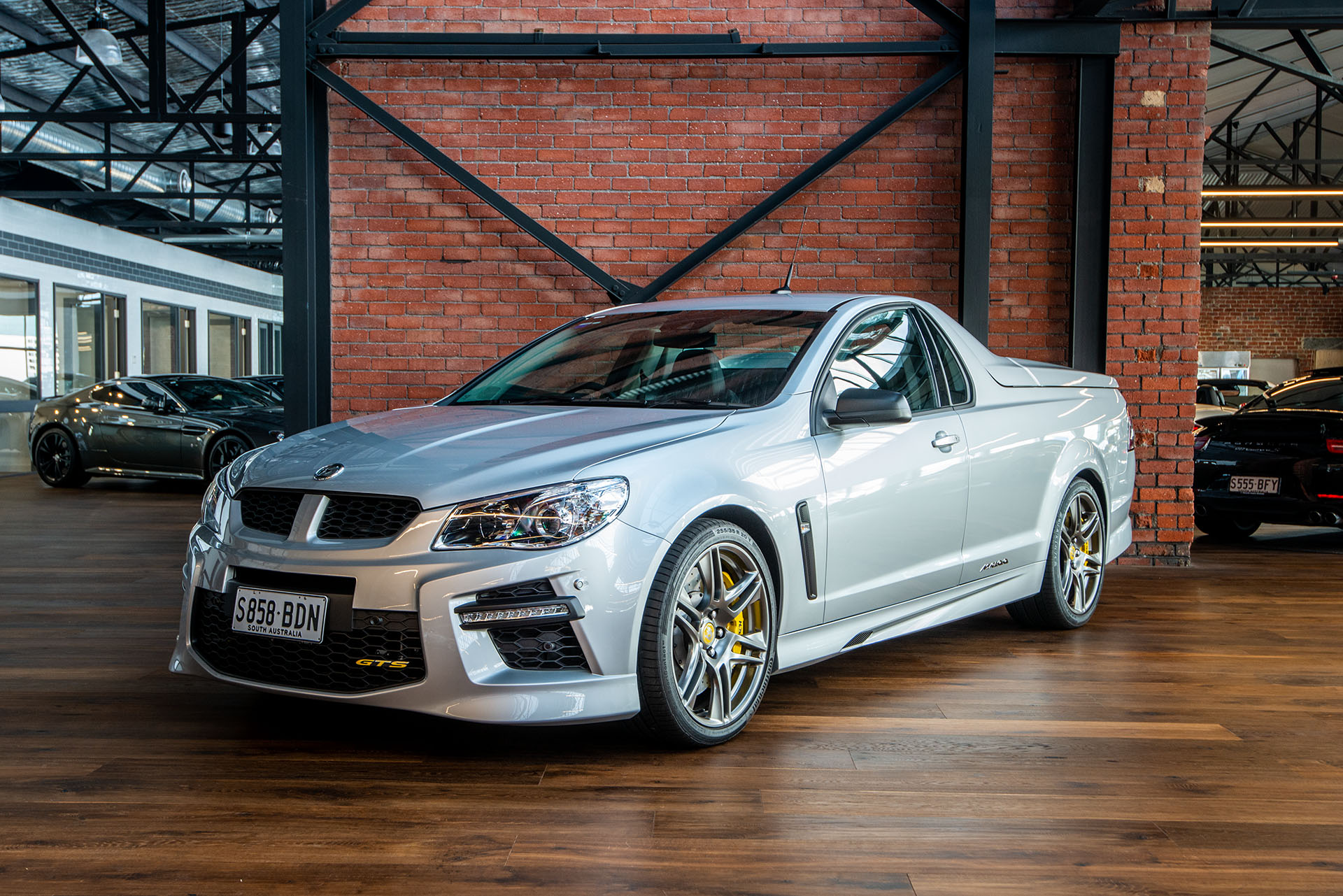 Pick-up Holden Maloo
