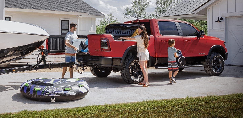 Pick-up famiglia