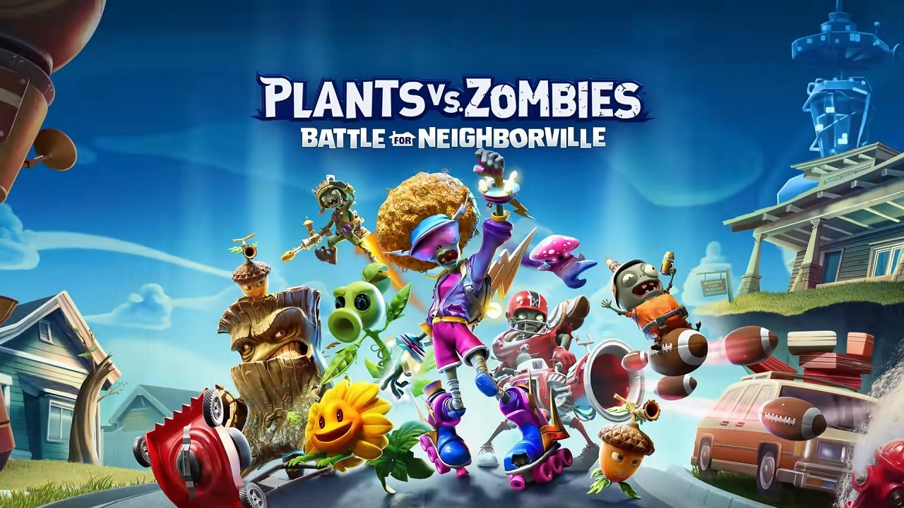 Plants vs. Zombies: la Battaglia di Neighborville è arrivato su Nintendo Switch thumbnail