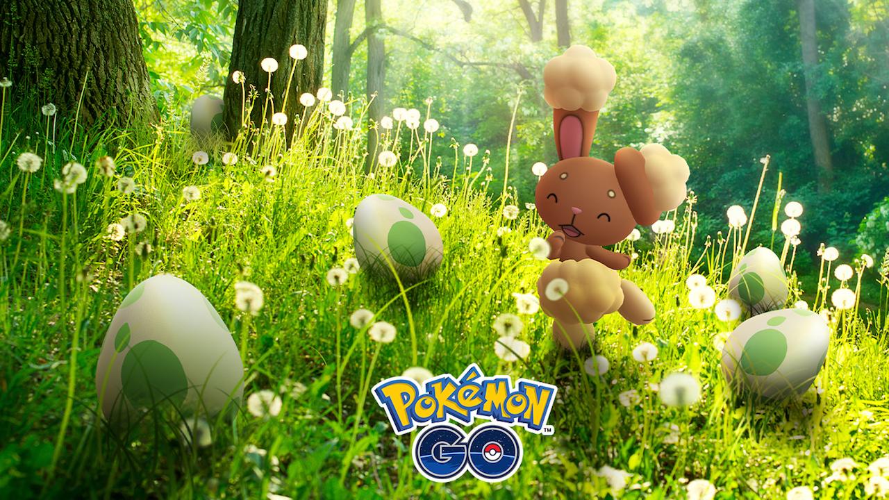 Pokémon Go festeggia la Primavera con un evento speciale thumbnail