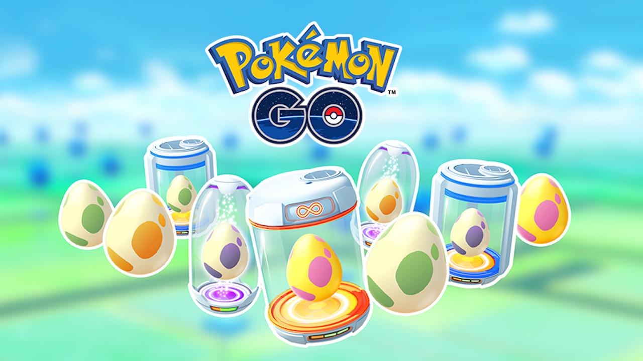 Alcuni giocatori di Pokémon Go ora possono sbirciare nelle uova thumbnail