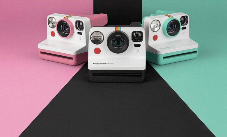 Polaroid Now colori