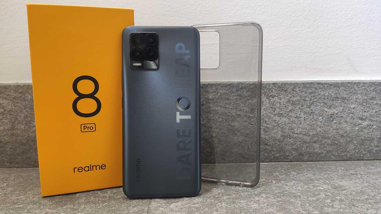 La recensione di Realme 8 Pro: vale la pena cambiare? thumbnail