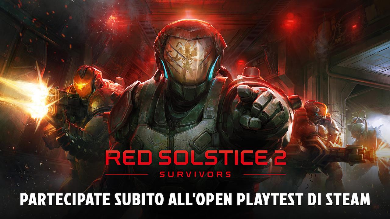 Il Playtest di Red Solstice 2 è gratis su Steam thumbnail