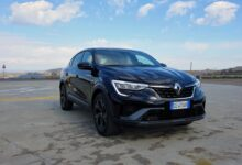 Renault Arkana 2021 copertina