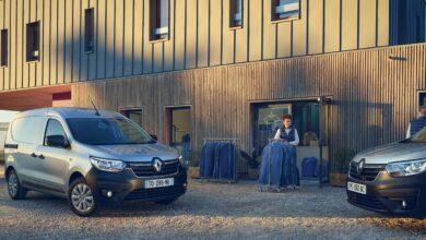 Renault Express Van 2021 copertina