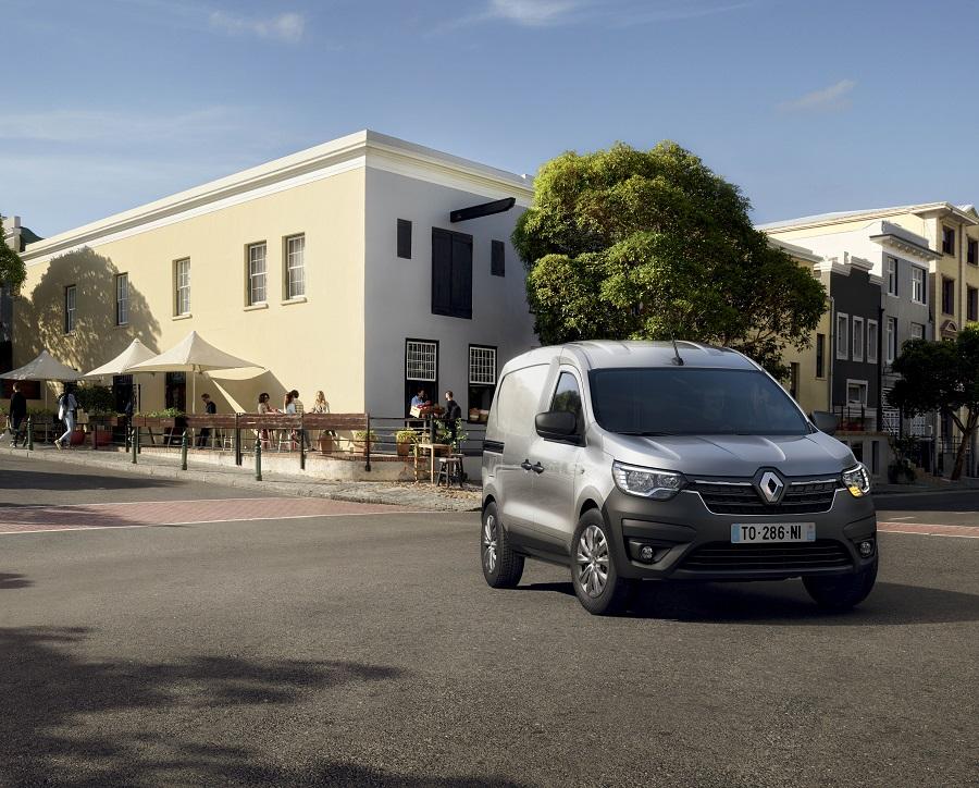 Renault Express Van 2021 frontale