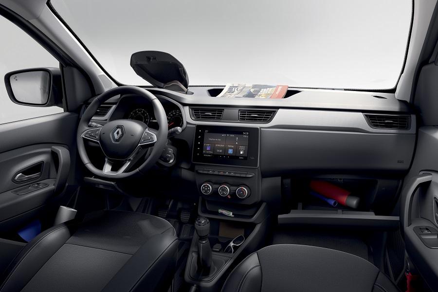 Renault Express interni