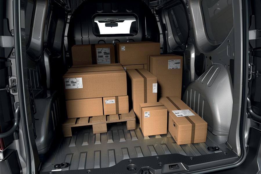 Renault Express Van 2021 vano di carico