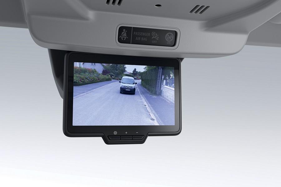 Renault Kangoo Van camera posteriore
