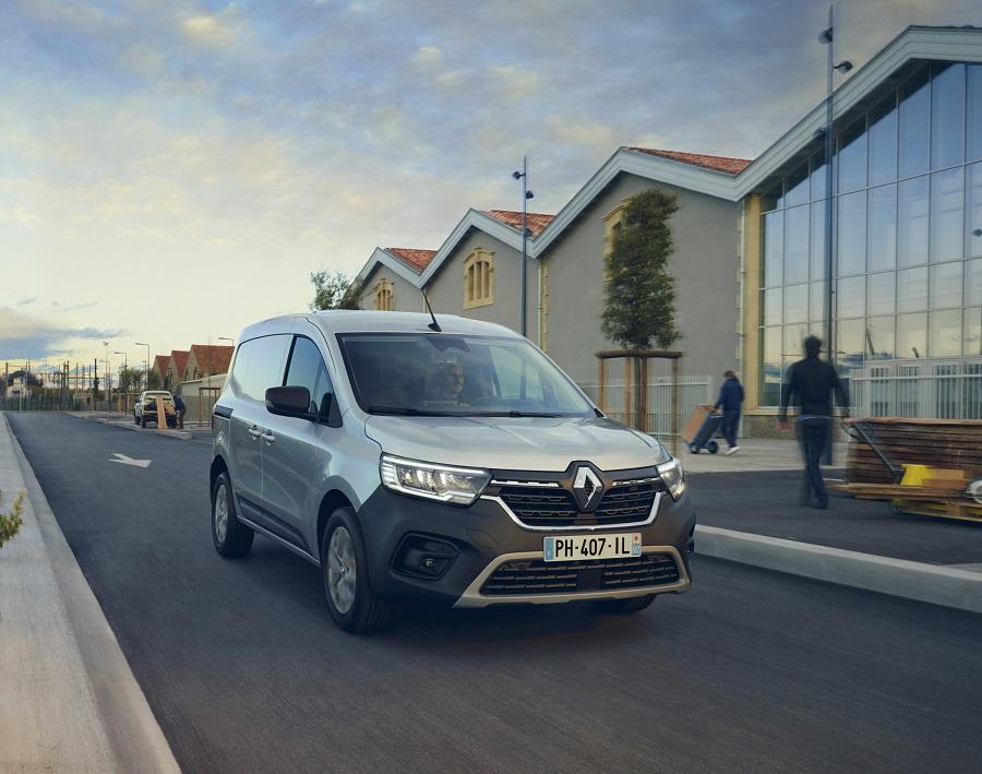 Renault Kangoo Van 2021 frontale