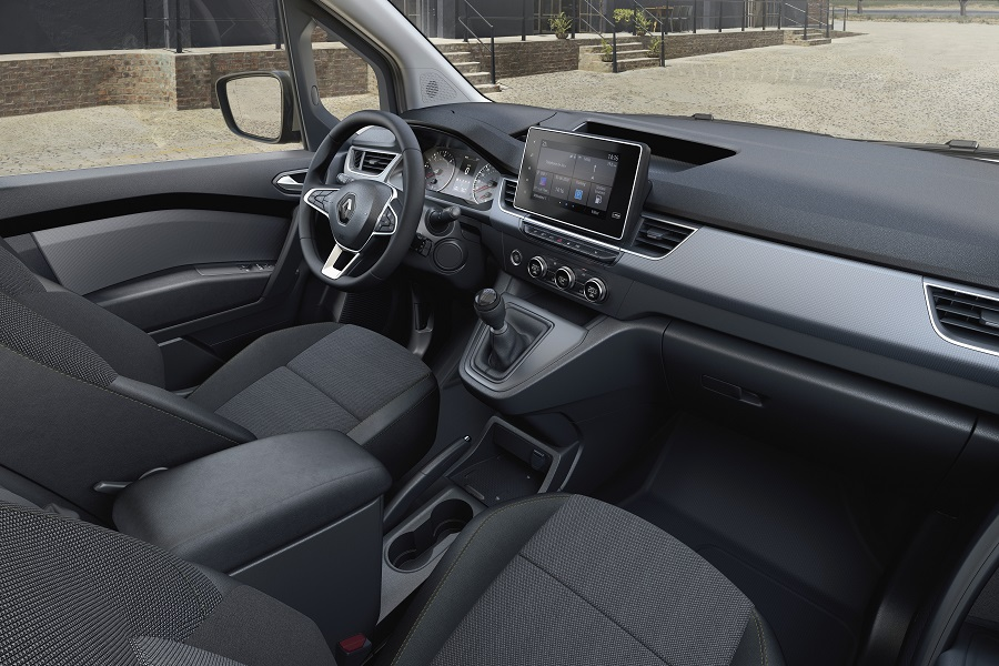 Renault Kangoo Van interni