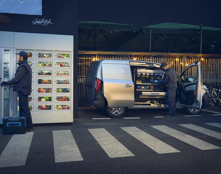 Renault Kangoo Van 2021 porte