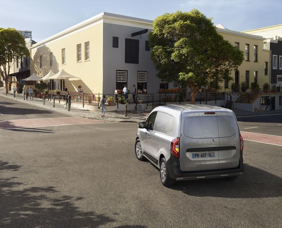Renault Kangoo posteriore