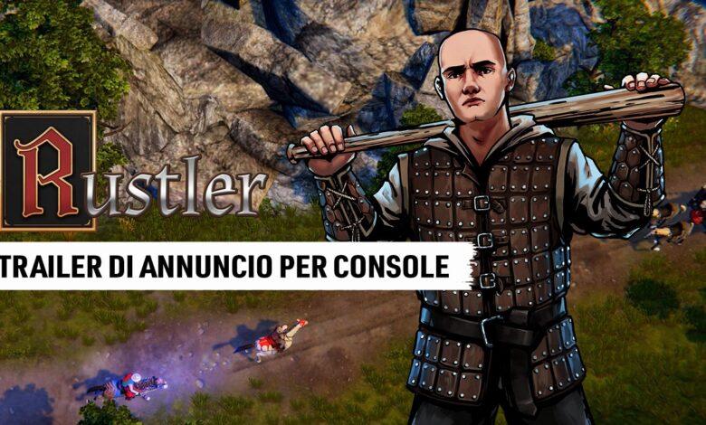 Rustler console
