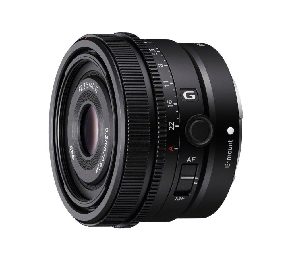 FE 40mm f/2.5 G