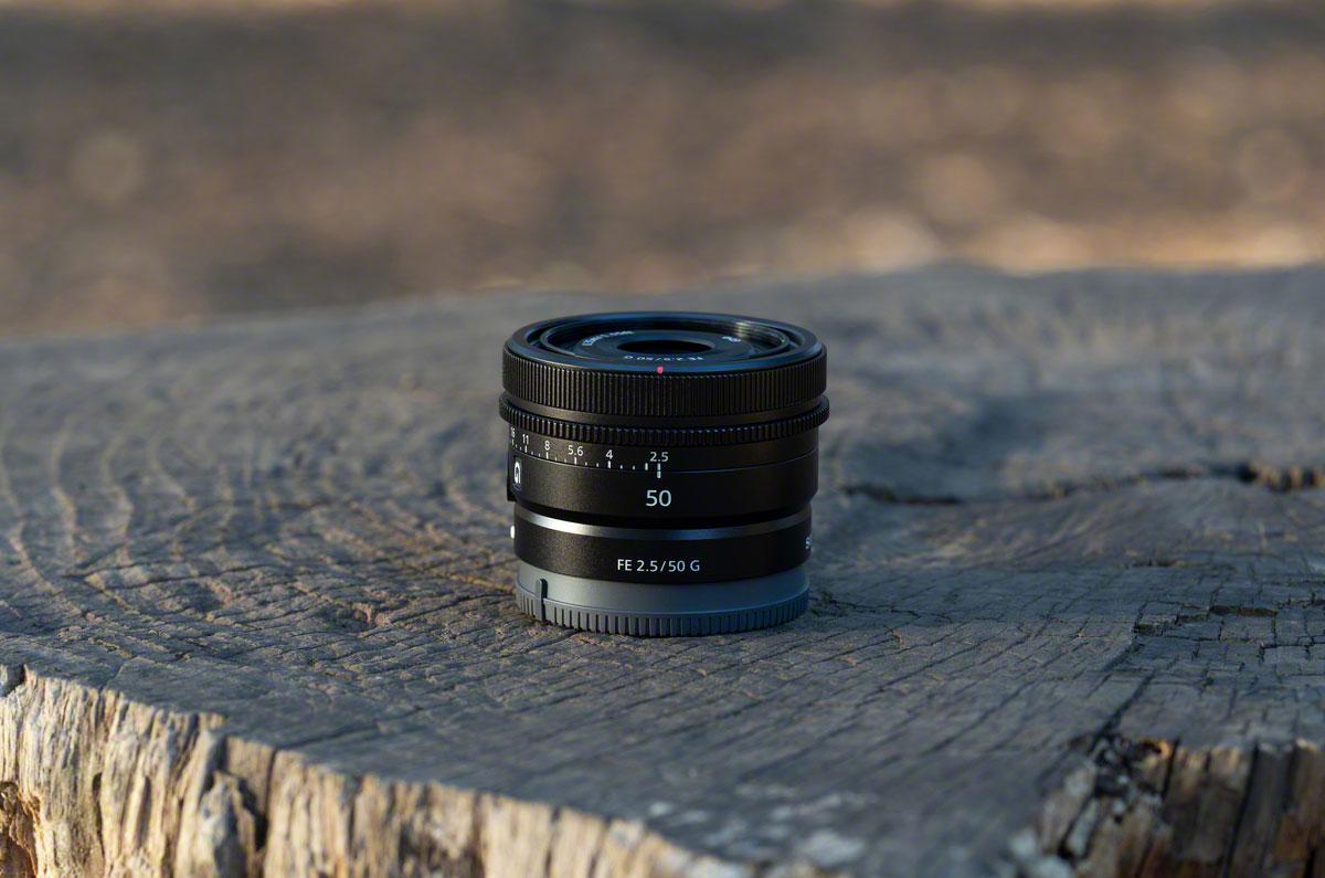 Sony G: in arrivo ad aprile tre nuovi obiettivi a focale fissa thumbnail